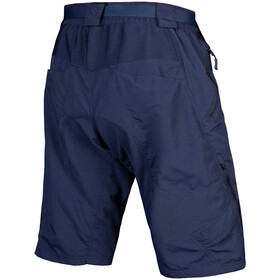 Endura Hummvee II Pantaloncini con fodera Uomo, blu